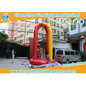 China 5mH Bungee Inflatable Sport Games Jumping Bouncy Place With CE Approval on sale