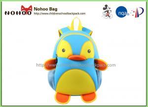 China Baby Kids Travel Backpack Toddler Book Bag Penguin Lightweight on sale