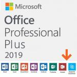Microsoft Office 2019 Professional Plus For Windows PC Office 2019 ProPlus Key License Package