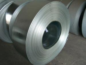 China Tira de aço galvanizada mergulhada quente laminada Rolls das bobinas do metal on sale