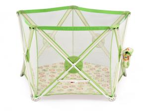 China High - Grade Sponge Fold Down Portable Play Yard / Child Play Yard Indoor on sale