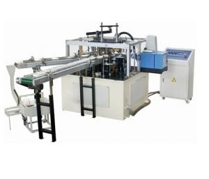 China Two Layer Paper Cover Making Machine 380v 50Hz High Production Efficiency on sale