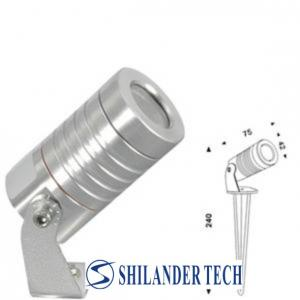 China High power 3W 12 / 24V DC IP65 LED yard lights / garden lamp for courtyard, lawn SLD- GD03 on sale