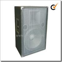 China 15'' 2-way Passive Speaker Sensitivity Woofer Wooden Cabinet Speaker (PS-1520W) on sale