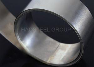 China BA 2B Finish Stainless Steel Strip / AISI ASTM Stainless Steel Sheet Coil on sale