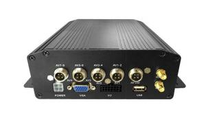 China HDD MDVR SW0001 Mobile DVR With 4G GPS WIFI 720P 4 Channel Vehicle MDVR on sale