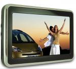 langues de 12V Muti 4,3 navigation/navigateurs de voiture de GPS d'écran tactile avec la visionneuse d'image