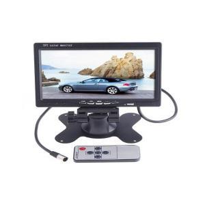 China Alta resolução 7 dos produtos da eletrônica do carro Vcr de Dvd do monitor da cabeceira do Rearview do carro da cor de Tft Lcd on sale