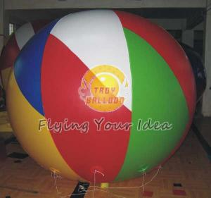 China Mix Color Inflatable Advertising Balloon for political election, Inflate Ground Balloons on sale