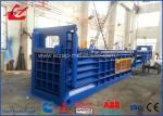 Máquina hidráulica da prensa de empacotamento da prensa da papelada do controle do PLC de Mitsubishi de 125 toneladas