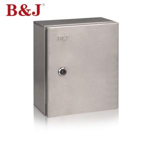 China 304 / 316 Stainless Steel Enclosure RAL7032 Color Good Low Temperature Performance on sale