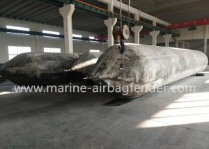 China Launching Vessels Marine Rubber Airbag 1.5m*15m Flexible Used In Shipyards on sale