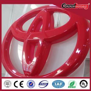China illuminated Custom Made led logo sign, 3d logo sign on sale