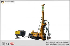 China Air Reverse Circulation / Diamond Wire Line Drill Rig Machine 5936nm Rotary Torque on sale