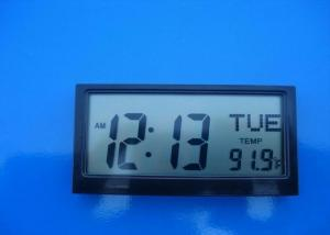 China Digital clock thermometer mini calendar with temperature measuring on sale