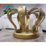 prefessional 3D large printer ABS plastic custom crown rapid prototype