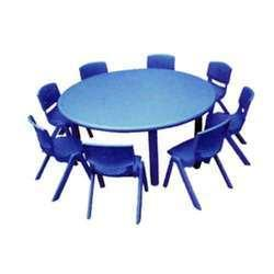 China ISO9001 Certificate 110*50*110mm Plastic play school furniture on sale