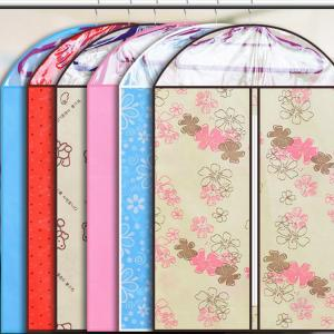 China Biodegradable Non Woven Garment Bag Garment Covers All Over Printing Coated on sale