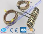 Hot Runner Brass Pipe Nozzle Heater Coil Heaters Electric Resistance Heater
