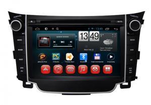 China 7 Inch Car DVD Radio Bluetooth HYUNDAI DVD Player for i30 on sale