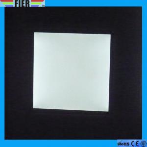 China 16W 1350Lm Flat Panel Led Lights , Ultra Bright Flat Panel Led Lights 300*300MM for Supermarket on sale
