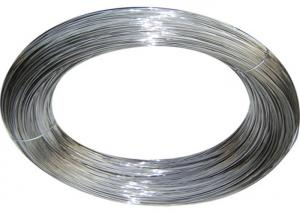 China High Tensile Carbon Steel Welding Wire / Galvanized Wire Mesh BWG28-BWG8 Wire Dia on sale