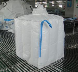 China Datilografe a um tipo defletor PP do painel de B U sacos do volume para empacotar a mineração química on sale