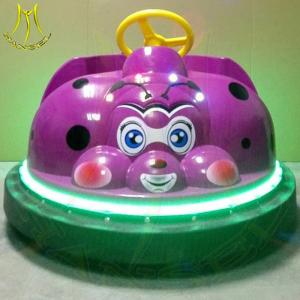 China Hansel arcade games machines battery operated kids bumper car for sale on sale