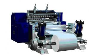 China Coreless POS paper roll, Cash Register Paper roll, ATM Paper roll,Thermal Paper roll slitting and rewinding machine on sale