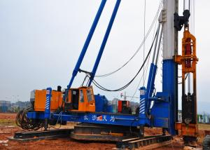 China Hydraulic Pile Driving Hammer For Concrete Pile Tubes Piling OEM Service on sale