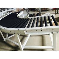 China Industrial Motorized Flexible Gravity Roller Conveyor For Unloading 1.5KW 380V on sale