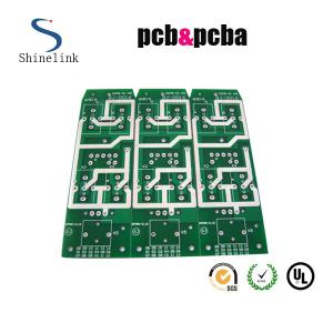 China Lead free Multilayer PCB Board with Alumina ceramic material on sale
