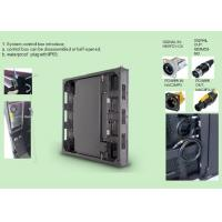 China Outdoor Digital Signage Solutions P10 LED Display Fast Assemble LED Screen on sale