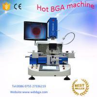 WDS-700 IR Infrared BGA Rework Machine with CCD camera BGA SMD SMT Desoldering Rework Station