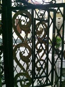 China Wrought Iron Fence , Welded Wire Mesh Fencing For Farm / Garden on sale