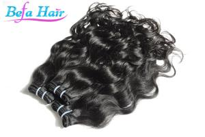 China 100g One Bundle Full Ends Brazilian Virgin Human Hair Sew In Weave Natural Water Wave on sale