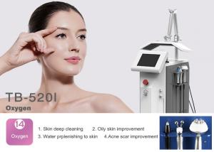 China Beauty & Personal Care Beauty Equipment With Oxygen Jet Peel Machine & RF Machine on sale
