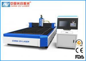 China Kitchenware Laser Sheet Metal Cutting Machine Raycus Fiber 500W 2mm on sale