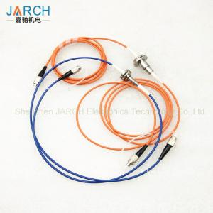 China High Speed Sigle Channel Fibre Optic Jointing With OD 12mm , UL ROHS Certification on sale