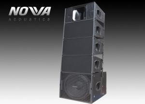 China 750 W Concert Sound System Line Array 10 Inch For DJ Performance / Clubs on sale