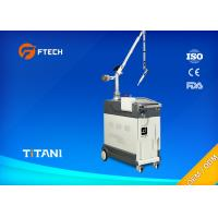 High Energy Less Pain Q Switched ND YAG Laser Machine SP LP PTP Mode