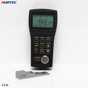 China Portable Non Destructive Testing Equipment , Ultrasonic Coating Thickness Gauge TG 4000 on sale