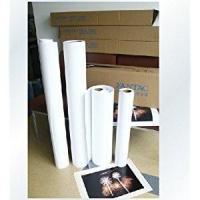 Big Rolls Satin Photographic Paper 190 GSM , RC Satin Finish Printer Paper