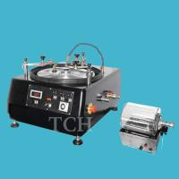"""15"""" Precision Automatic metallographic samples Lapping / Polishing Machine with Three 4"""" Work Stations - EQ-Unipol-1502"""