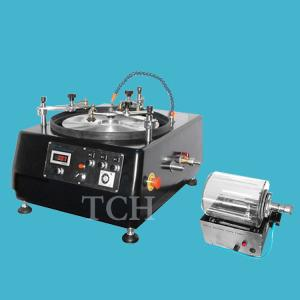 China 15 Precision Automatic metallographic samples Lapping / Polishing Machine with Three 4 Work Stations - EQ-Unipol-1502 supplier