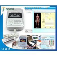 China Sub Health Analyzer Body Analyser Machine with Newst Software and Smart Quantum on sale