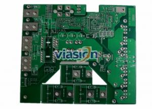China 4 Layers HASL Multilayer PCB With Controlled Impedance , Hot Air Leveling PCB on sale