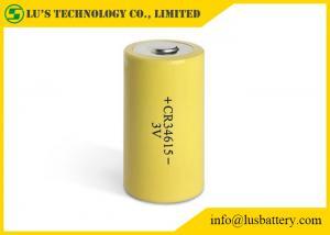 China D Size Lithium Manganese Battery CR34615 3.0V Li Mno2 Battery 11000mah on sale