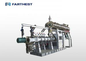 China Extrusion Bulking Fish Feed Making Machine For Producing Floating Fish Feed on sale