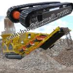 custom built crusher track undercarriage steel cralwer undercarriage from china factory
